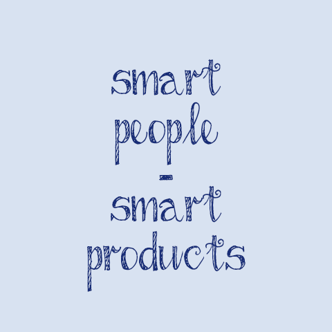 Smart people - smart products